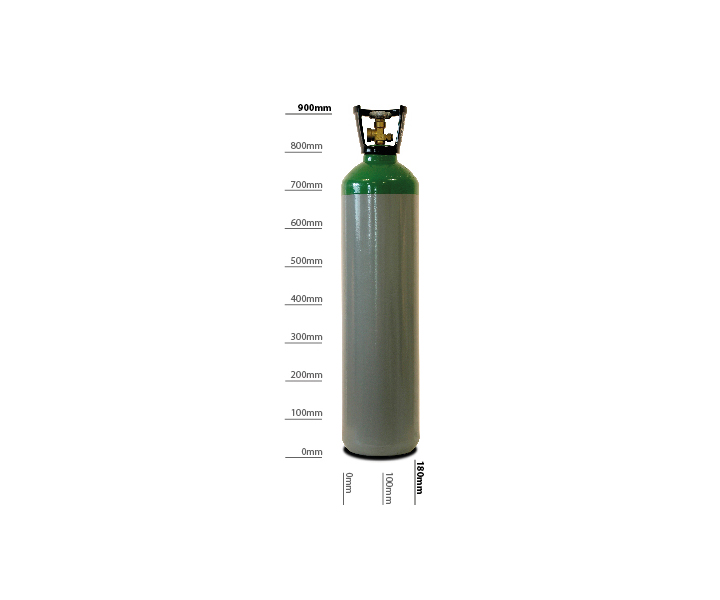Adams Gas 5% Co2 / Argon Mix 20 Litre