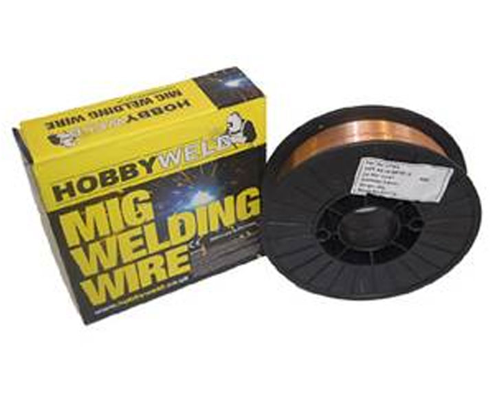 Hobbyweld 0.6mm MIG Wire 5KG