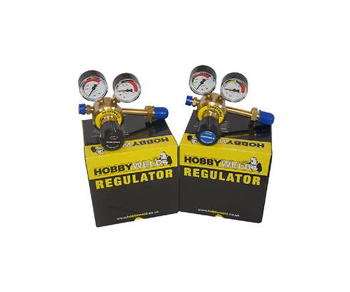 Regulator for Argon & Argon Mix