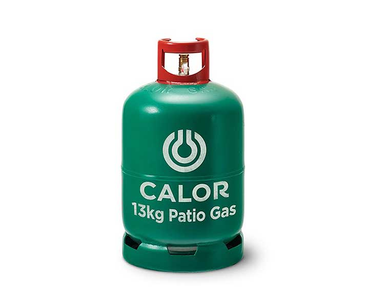 Calor Gas 13kg Patio cylinder EXCHANGE ONLY