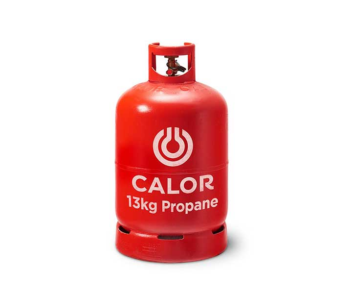 Calor Gas 13kg Propane cylinder EXCHANGE ONLY (Out of stock - due 06/08)