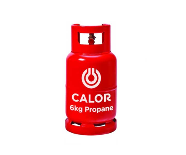 Calor Gas 6kg Propane cylinder (Out of stock - due 06/08)
